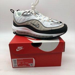 Sz 8.5 Womens Nike Air Max 98 Desert AH6799-116